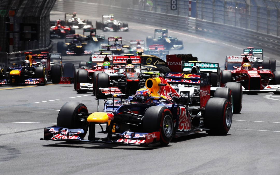 The Best F1 Race Ever In History!