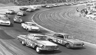 an overview of nascar in the 1960s